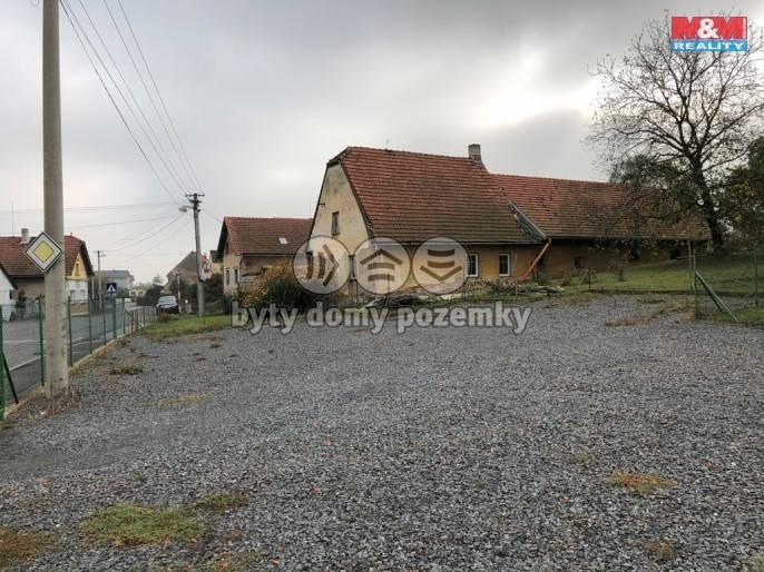 Prodej, Pozemek k bydlení, 494 m², Pustějov