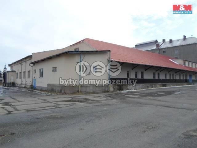 Pronájem, Výrobní objekt, 215 m², Bruntál