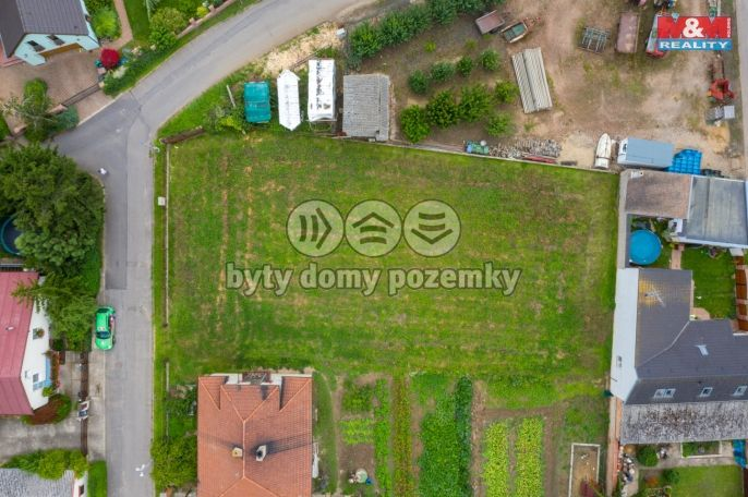 Prodej, Pozemek k bydlení, 1167 m², Terezín