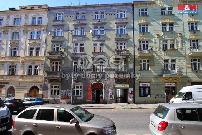 Pronájem, Byt 1+1, 34 m², Praha, Koněvova