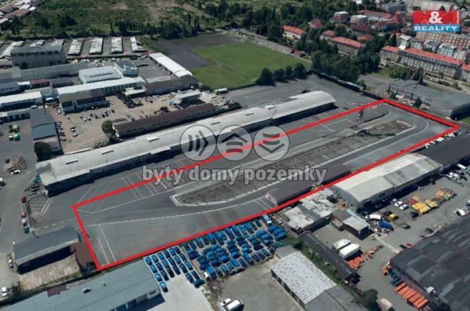 Pronájem, Provozní plocha, 4450 m², Plzeň, Skladová