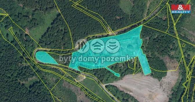 Prodej, Stavební parcela, 29142 m², Jáchymov