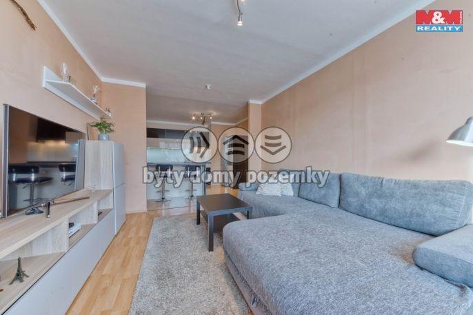 Prodej, Byt 3+kk, 65 m², Praha, Uzbecká