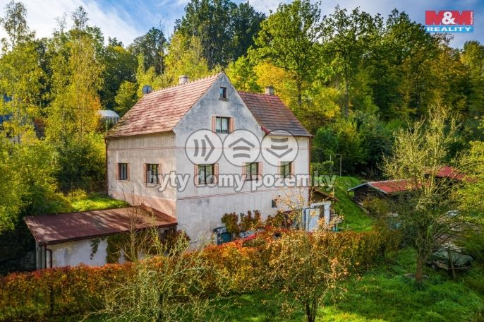 Prodej, Rodinný dům, 2634 m², Černousy