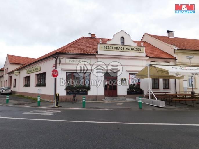 Pronájem, Restaurace, stravování, 885 m², Libice nad Cidlinou, Nerudova