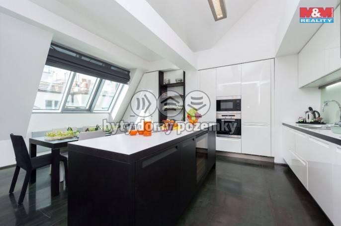 Prodej, byt 3+kk, 113 m², Praha, ul. Navrátilova