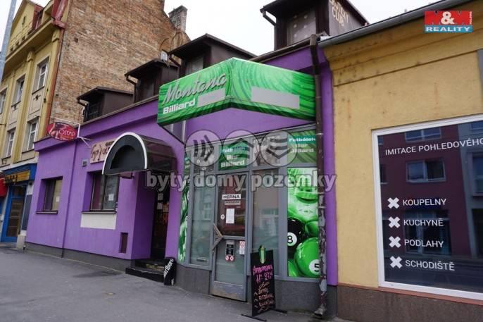 Pronájem, Obchod a služby, 120 m², Pardubice