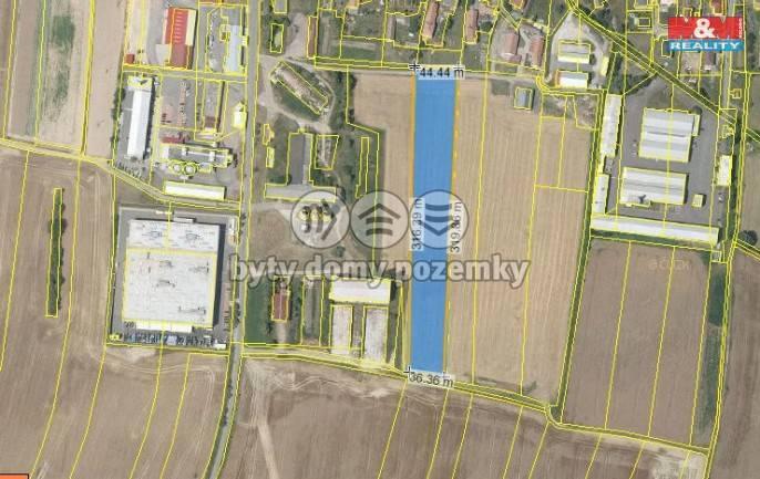 Pozemek zemědělský na prodej, Dolní Ředice