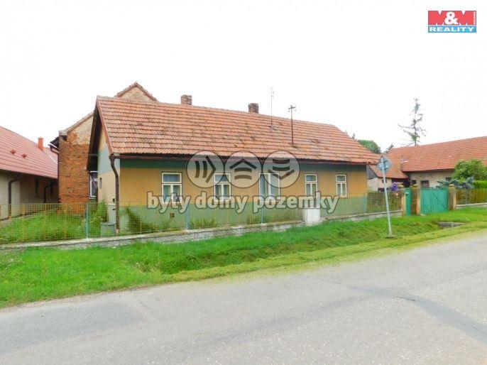 Prodej, Rodinný dům, 2195 m², Záhornice, Hlavní