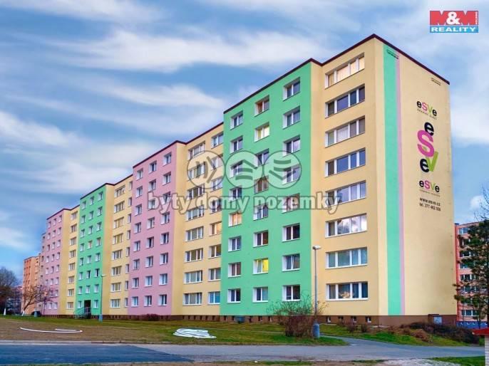 Pronájem, Byt 4+1, 81 m², Plzeň, Sokolovská
