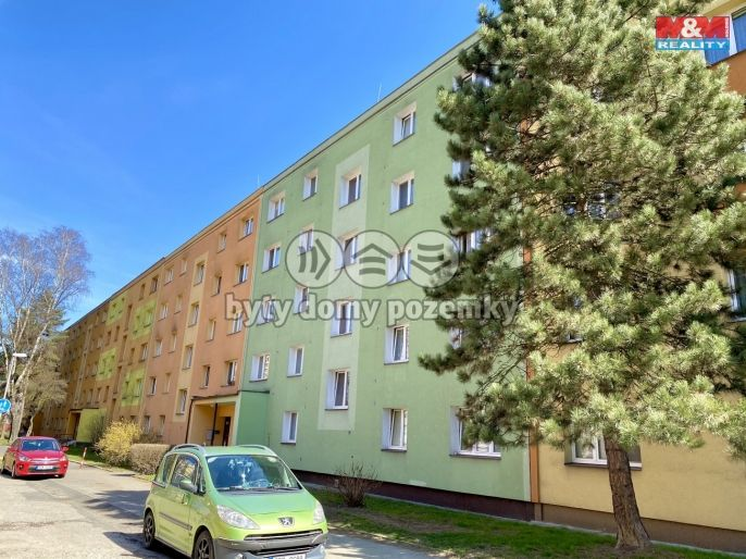 Prodej, Byt 2+1, 56 m², Ostrava, U Lesa