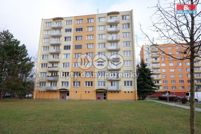 Prodej, Byt 2+1, 50 m², České Budějovice, Nádražní