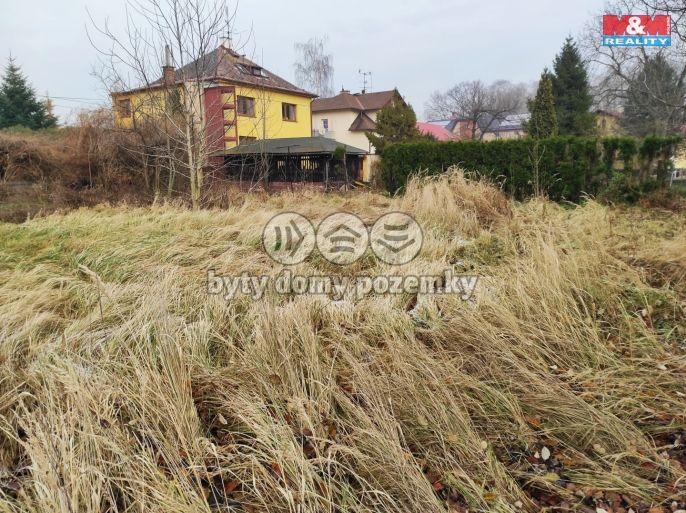 Prodej, Pozemek k bydlení, 1134 m², Ostrava