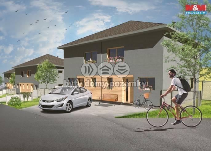 Prodej, rodinný dům 4+kk, 92 m², Kladno, ul. Na