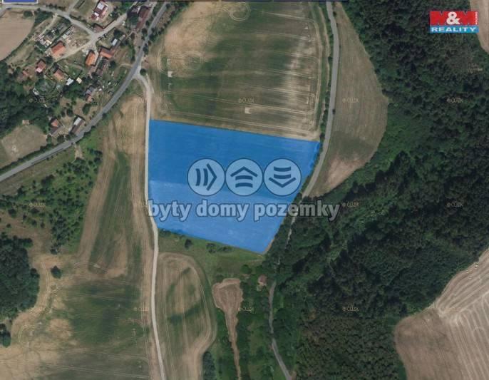 Prodej, Pole, 27815 m², Zvíkovec