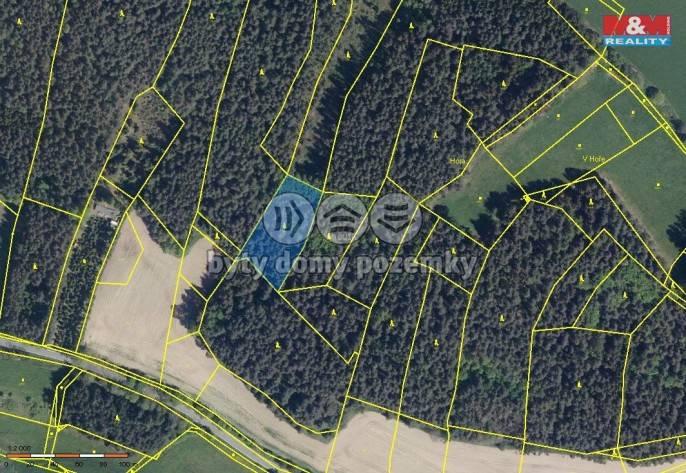 Prodej, Les, 3292 m², Litochovice