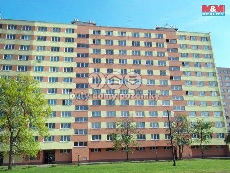 Pronájem, Byt 2+1, 56 m², Ostrava, Dr. Martínka