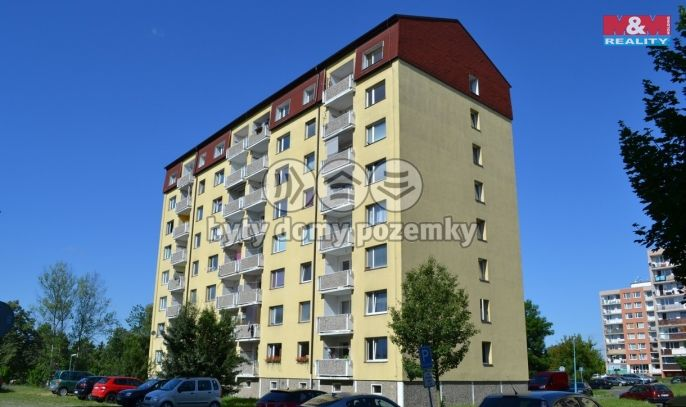 Prodej, Byt 3+1, 66 m², Milovice, Průběžná