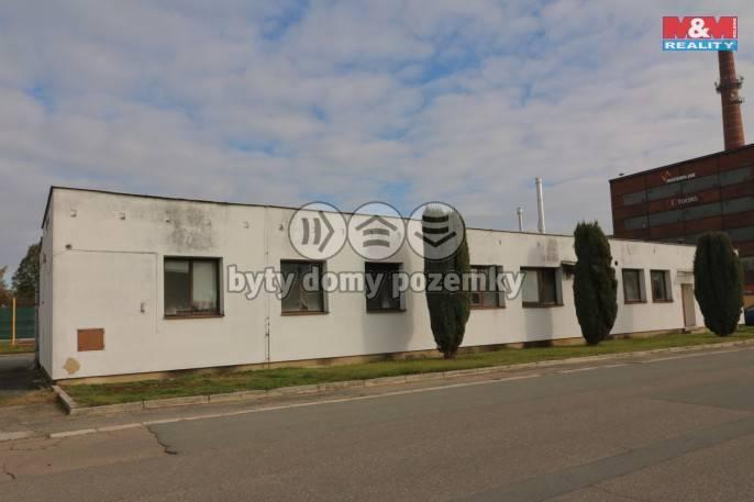 Pronájem, Výrobní objekt, 217 m², Nový Bydžov, Turkova