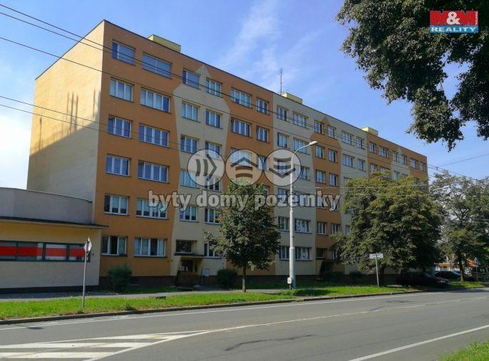 Prodej, Byt 3+kk, 62 m², Ostrava, Sokolská třída