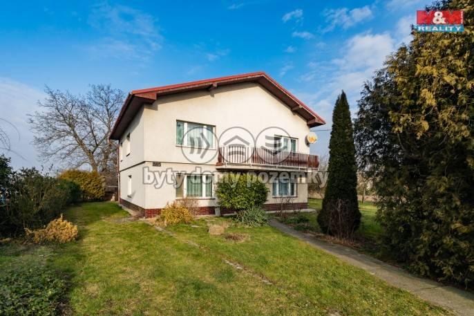 Prodej, rodinný dům, Hladké Životice, ul. Oderská