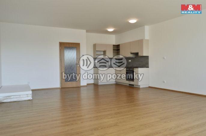 Pronájem, Byt 1+kk, 54 m², Benešov, Tyršova