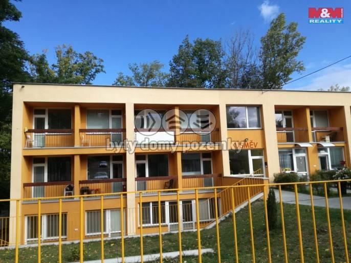 Pronájem, Byt 1+kk, 26 m², Ostrava, Na Vizině