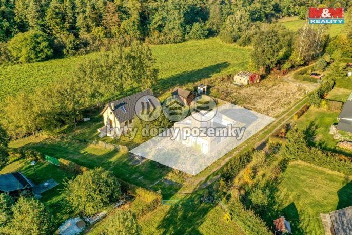 Prodej, Pozemek k bydlení, 707 m², Nezabudice