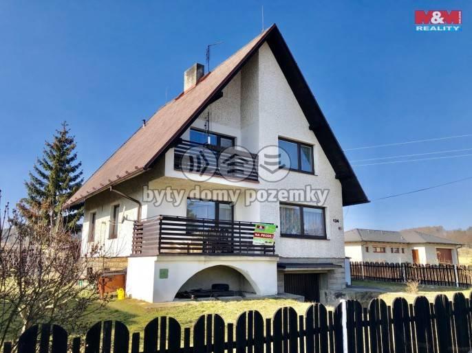 Prodej, Rodinný dům, 745 m², Poběžovice, Mnichovská