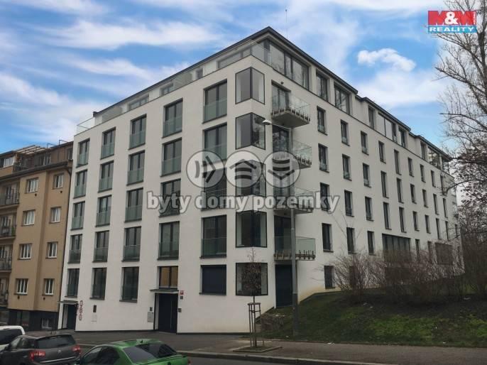 Pronájem, Byt 1+kk, 40 m², Praha, Primátorská