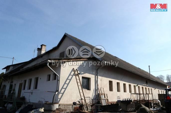 Prodej, Výrobní objekt, 720 m², Ústí nad Orlicí
