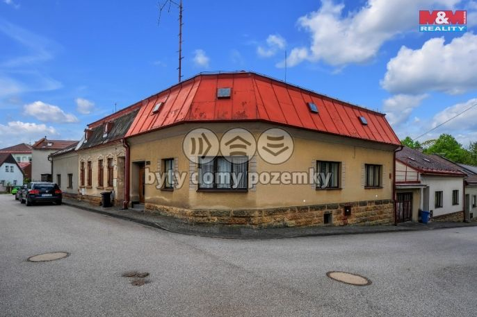 Prodej, Rodinný dům, 371 m², Lomnice nad Popelkou, Slunná