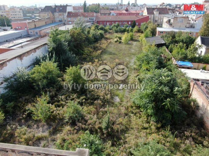 Prodej, Pozemek k bydlení, Prostějov, Jihoslovanská