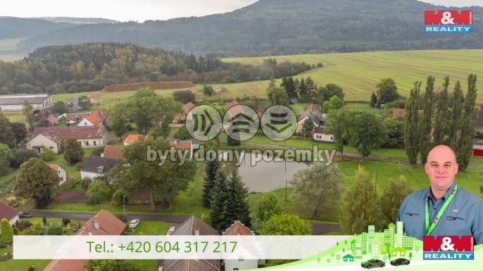 Prodej rodinného domu v Protivci u Žlutic