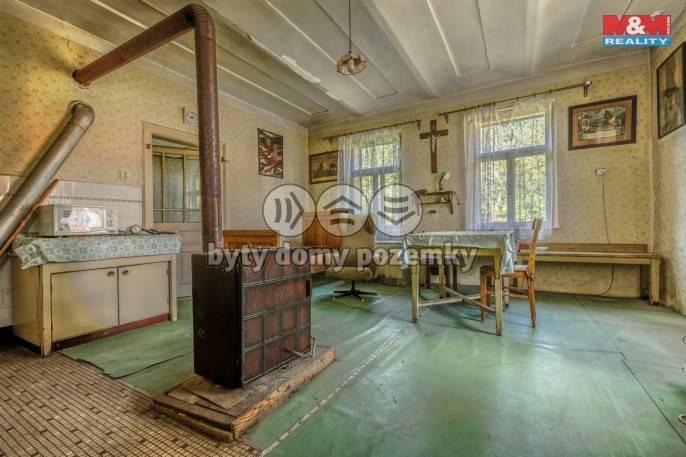 Prodej, Rodinný dům, 5819 m², Voděrady
