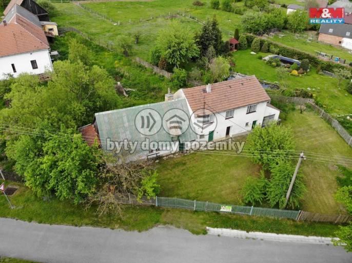 Prodej, Chalupa, 583 m², Hvozd