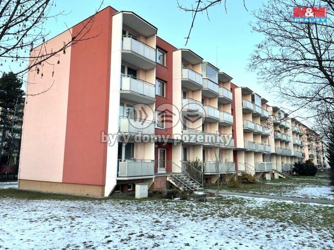 Pronájem, Byt 1+1, 38 m², Prostějov, Okružní