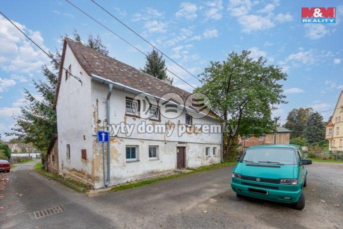 Prodej, Chalupa, 241 m², Krajková