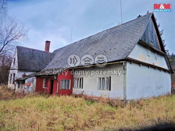 Prodej, Chalupa, 2840 m², Široká Niva