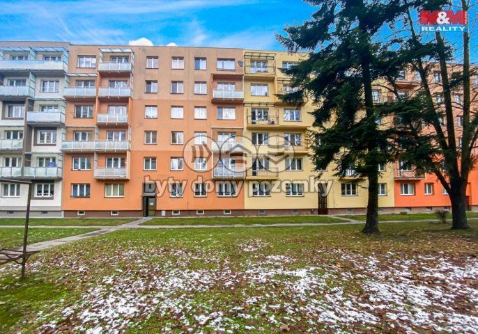 Prodej, Byt 2+1, 58 m², Ostrava, Ukrajinská