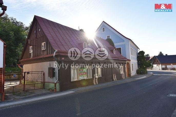 Prodej, Rodinný dům, 359 m², Osečná, Kundratická