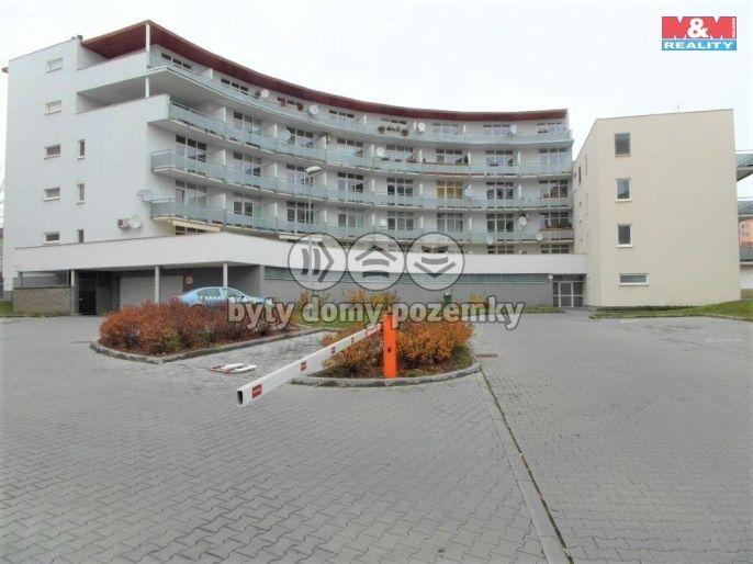 Pronájem, Byt 1+kk, 72 m², Brno, Lučiny