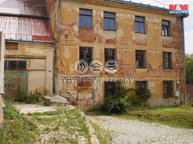 Prodej, Obchodní objekt, 2106 m², Letovice, Česká