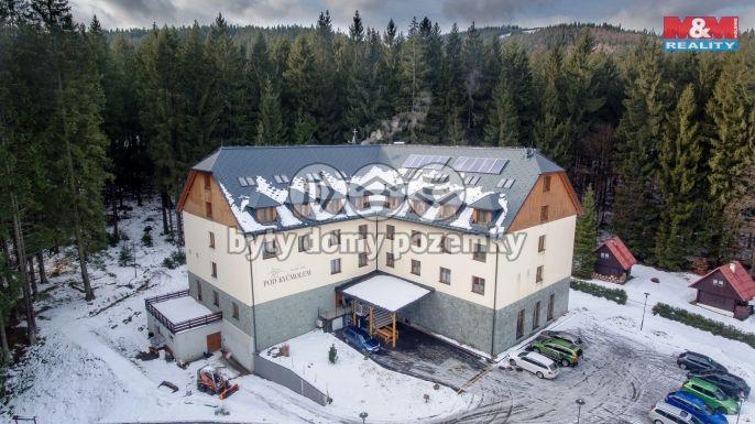 Hotel na prodej, Horní Lomná