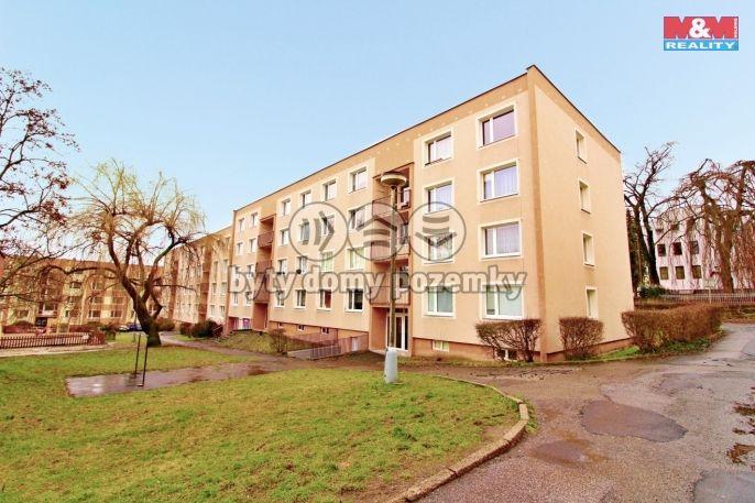 Prodej, Byt 2+kk, 34 m², Nový Bor, Jiráskova