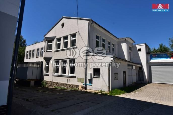 Pronájem, Výrobní objekt, 1188 m², Jablonec nad Nisou, Ladova