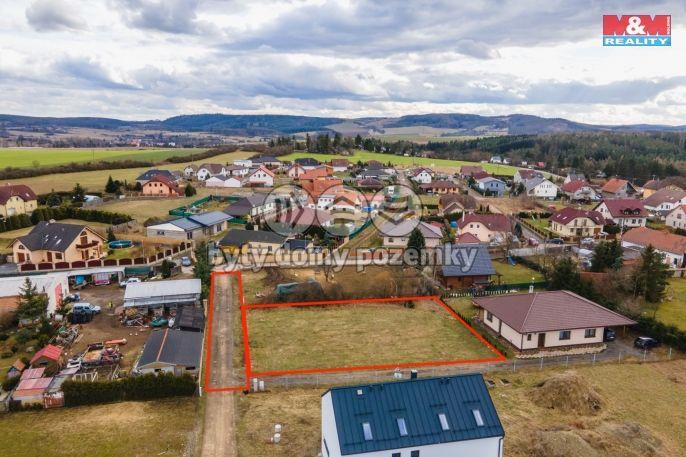 Prodej, Pozemek k bydlení, 887 m², Malá Hraštice