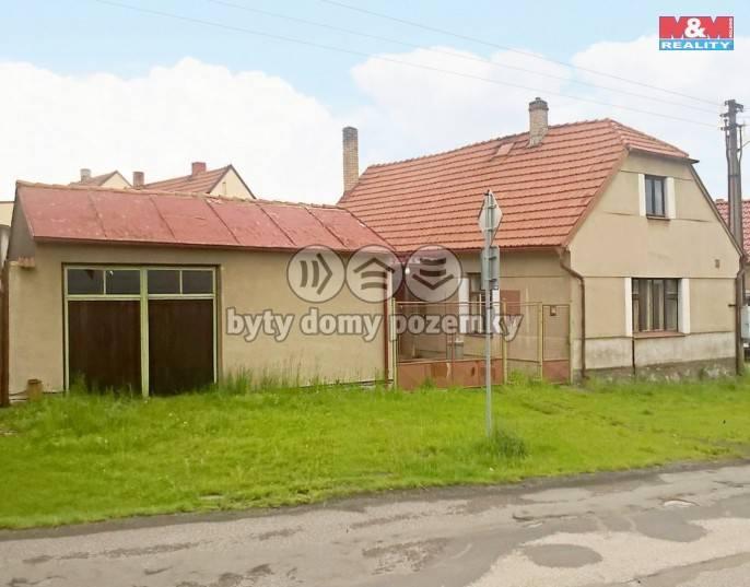 Prodej, Rodinný dům, 463 m², Hostomice