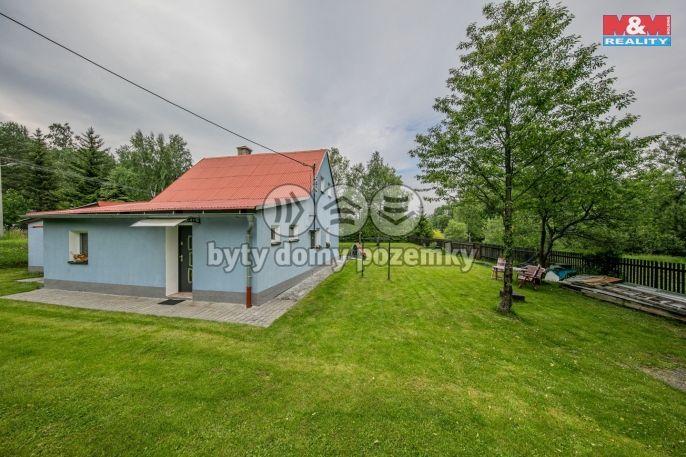 Prodej, Rodinný dům, 2500 m², Lomnice