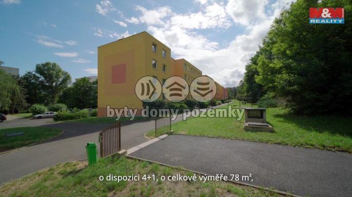 Prodej bytu 4+1, 79 m², Ústí nad Labem, ul.